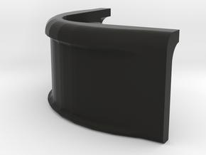 Eckstück_für_Bumper in Black Natural Versatile Plastic