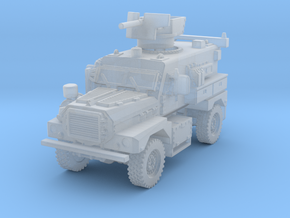 MRAP Cougar 4x4 early 1/120 in Smooth Fine Detail Plastic