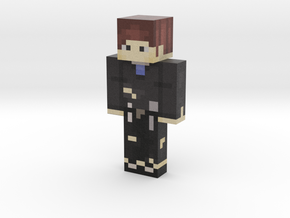 Pixelated_Pickax   Minecraft toy in Natural Full Color Sandstone