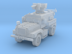 MRAP Cougar 4x4 mid 1/160 in Smooth Fine Detail Plastic
