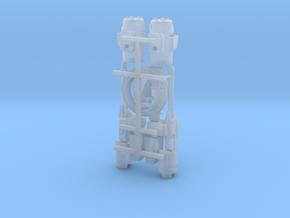 Repulsor TUSK V1 in Smoothest Fine Detail Plastic