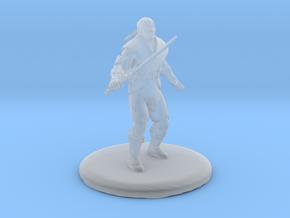 Sub Zero (MKX) in Smooth Fine Detail Plastic
