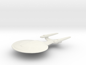 Sojourner Class in White Natural Versatile Plastic
