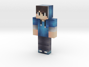 shawn_mendes | Minecraft toy in Natural Full Color Sandstone
