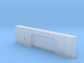 Endurance Primary Hangar Wall A in Smooth Fine Detail Plastic