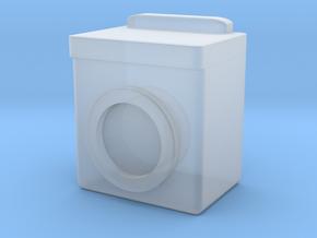 Washing Machine 1/56 in Smooth Fine Detail Plastic