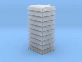01 003 Dachklima 2 in Smooth Fine Detail Plastic