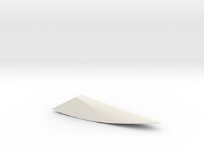Torellian Canopy Model in White Natural Versatile Plastic