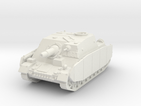 Brummbar late (side skirts) 1/100 in White Natural Versatile Plastic