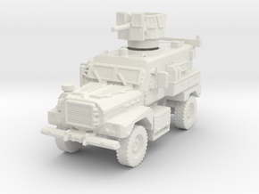 MRAP Cougat 4x4 late 1/120 in White Natural Versatile Plastic