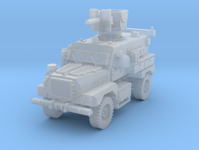 MRAP Cougar 4x4 late 1/200 in Smooth Fine Detail Plastic