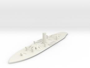 1/600 CSS Wilmington in White Natural Versatile Plastic