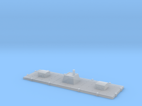 1/1000 CSS New Orelans Floating Battery in Smooth Fine Detail Plastic