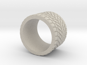 BBS RS Tire (Small) in Natural Sandstone