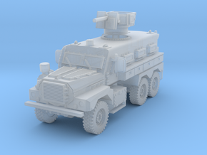 MRAP Cougar 6x6 early 1/144 in Smooth Fine Detail Plastic