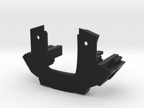 volcanicus chest partA in Black Natural Versatile Plastic