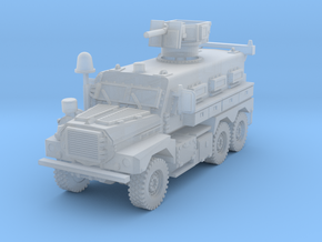 MRAP Cougar 6x6 mid 1/220 in Smooth Fine Detail Plastic