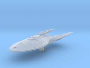 Intrepid Class Refit - Attack Wing in Smooth Fine Detail Plastic