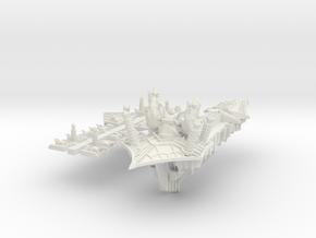 Slaanesh_2_cruiser in White Natural Versatile Plastic