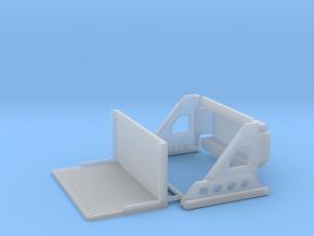 CREW Duke Cage for M-ATV - 1/16 scale in Smooth Fine Detail Plastic