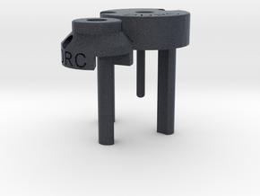 TRX-4 DIG UNIT - Custom Parts in Black PA12