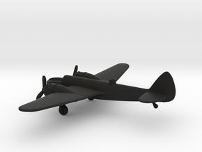 Bristol Blenheim Mk.IV in Black Natural Versatile Plastic: 1:200
