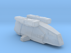 Imperial Delta-class DX-9 Stormtrooper transport 4 in Smooth Fine Detail Plastic