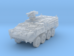 M1126 Stryker scale ICV 1/160 in Smooth Fine Detail Plastic