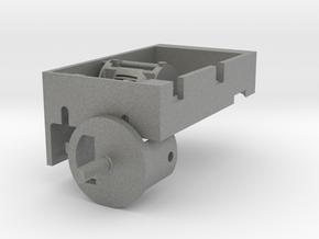 Camera pan & tilt for HO loco in Gray PA12