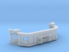 Winch Bumper for 1:50 DM 242D/259D skid steers in Smooth Fine Detail Plastic
