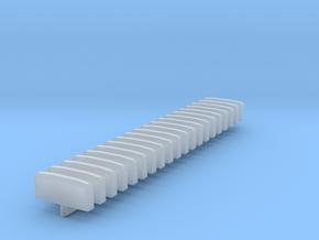 0 1:45 Weichengrenzmarke in Smooth Fine Detail Plastic