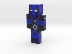 2019_05_16_blue-deadpool-12999420 | Minecraft toy in Natural Full Color Sandstone