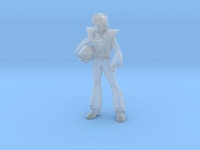 1/60 Macross Hikaru Modified Standing w Helmet in Smooth Fine Detail Plastic