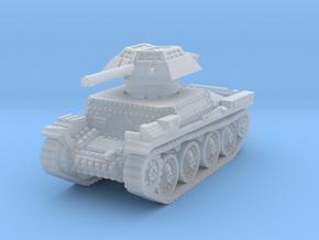 Auf panzer 38t 20mm 1/285 in Smooth Fine Detail Plastic