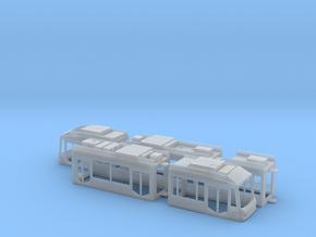 Chemnitz Variobahn 6NGT-LDE in Smooth Fine Detail Plastic: 1:120 - TT