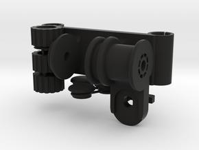 BASE05335PADUNI in Black Natural Versatile Plastic