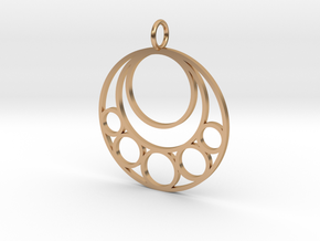 GG3D-039 in Polished Bronze