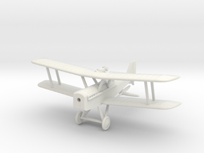 1/144 RAF SE5a in White Natural Versatile Plastic