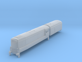 b-148fs-gt3-loco in Smooth Fine Detail Plastic