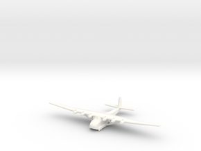 Me-323 Gigant-1/600 in White Strong & Flexible Polished