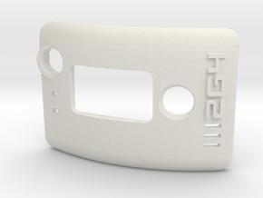 Module_door_V2 (PCB rev07+) in White Natural Versatile Plastic