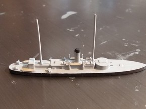 1/1250 HDMS Gorm Ironclad in Smooth Fine Detail Plastic