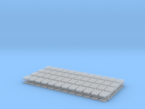 Z- scale pallet set in Smooth Fine Detail Plastic