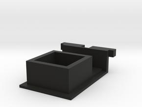 Orbweaver Cherry MX Thumb Sled in Black Natural Versatile Plastic
