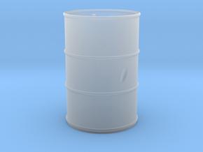 Barril-Golpeado+Bomba-de mano-1_18 in Smooth Fine Detail Plastic