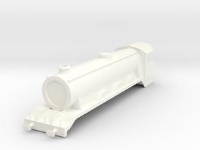 CGI A1 - HO Scale in White Processed Versatile Plastic