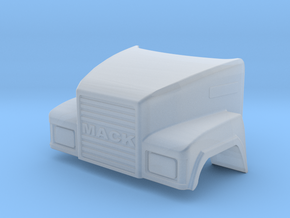 1/64 600 Truck Hood in Smooth Fine Detail Plastic