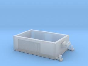SPMT Hydraulikmodul 10Grad 1:160 N in Smooth Fine Detail Plastic