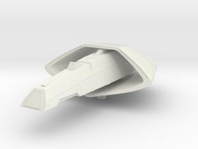 2500 Vulcan Apollo class T'Pau variant in White Natural Versatile Plastic