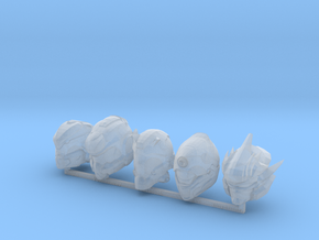 MB_MCX Halo 5 Helmets 2 in Smooth Fine Detail Plastic